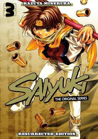 Saiyuki: The Original Series  Resurrected Edition 3