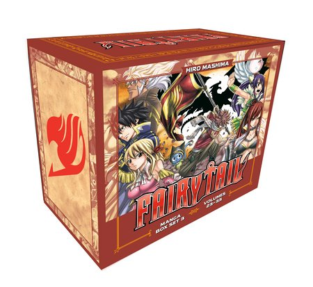 FAIRY TAIL Manga Box Set 3