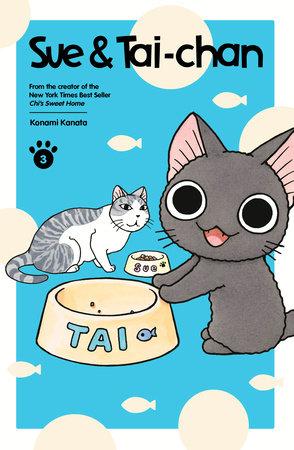 Sue & Tai-chan 3