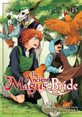 The Ancient Magus' Bride Vol. 15