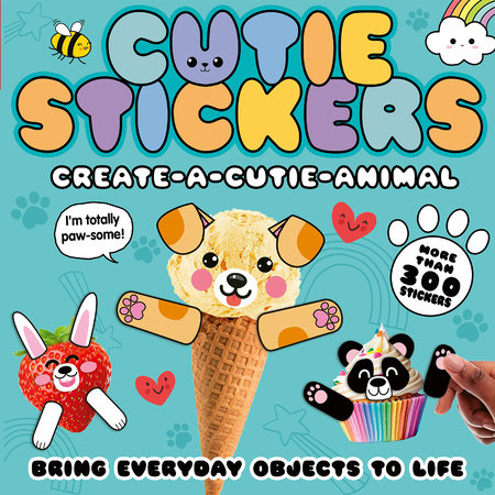 Create-a-Cutie Animal