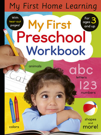 My First Preschool Workbook