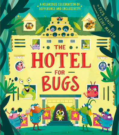 Hotel for Bugs