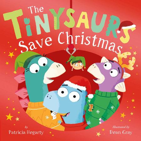 The Tinysaurs Save Christmas