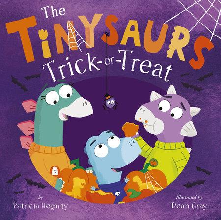 Tinysaurs Trick or Treat