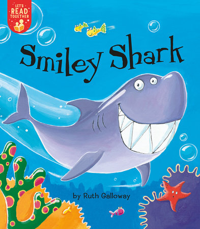 Cover image for Smiley Shark