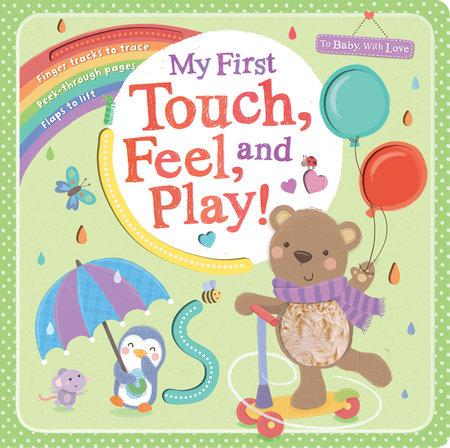 My First Touch, Feel, and Play!