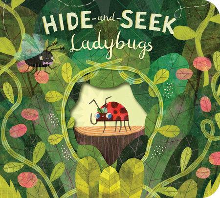 Hide-and-Seek Ladybugs