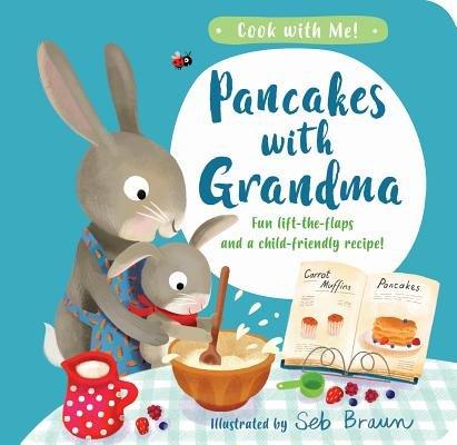 Pancakes with Grandma