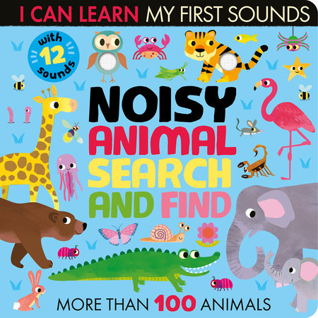 Noisy Animal Search and Find