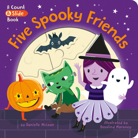 Five Spooky Friends