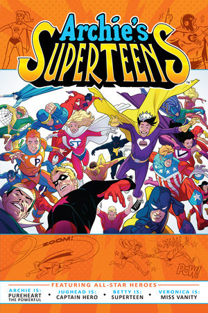 Archie's Superteens
