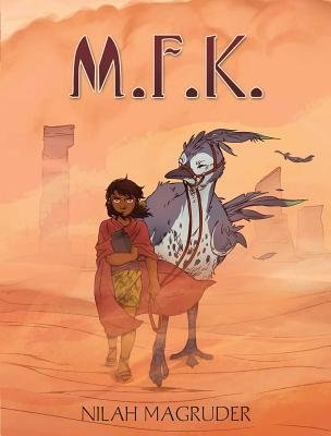 Cover of M.F.K.