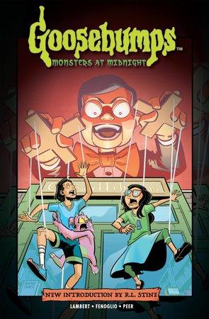 Goosebumps Monsters At Midnight By Jeremy Lambert Penguin Random House Canada