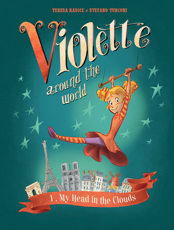 Violette Around the World, Vol. 1: My Head In the Clouds!