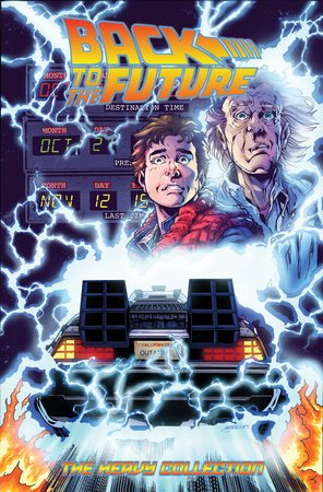 Back To the Future: The Heavy Collection, Vol. 1