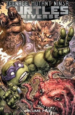 Teenage Mutant Ninja Turtles Universe, Vol. 5: The Coming Doom