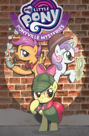My Little Pony: Ponyville Mysteries