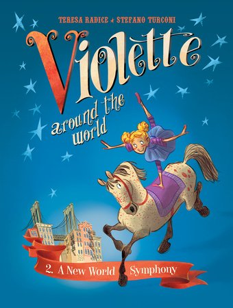 Violette Around the World, Vol. 2: A New World Symphony!