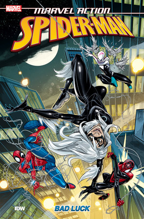 Marvel Action: Spider-Man: Bad Luck (Book Three)