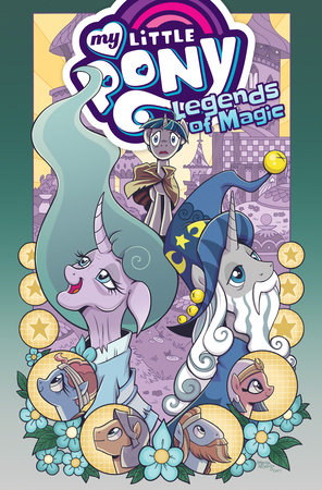 My Little Pony: Legends of Magic Omnibus