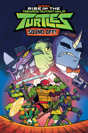 Rise of the Teenage Mutant Ninja Turtles: Sound Off!