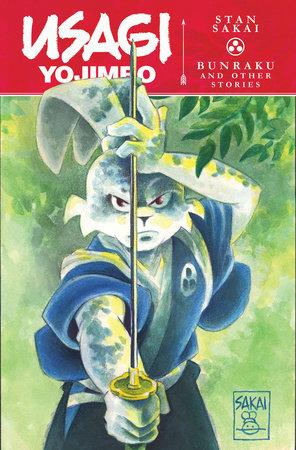 Usagi Yojimbo: Bunraku and Other Stories