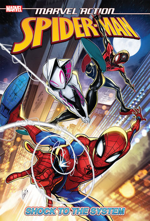 Marvel Action: Spider-Man: Shock to the System (Book Five)