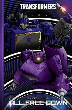 Transformers, Vol. 3: All Fall Down