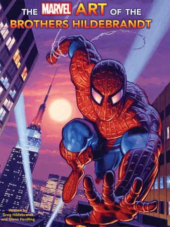 The Marvel Art of the Brothers Hildebrandt