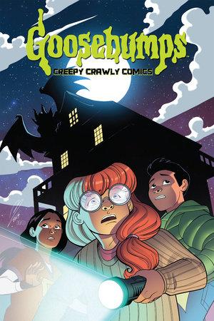 Goosebumps: Creepy Crawly Comics