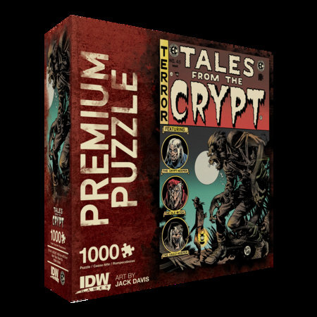 Tales From The Crypt: Werewolf Premium Puzzle (1000-pc)
