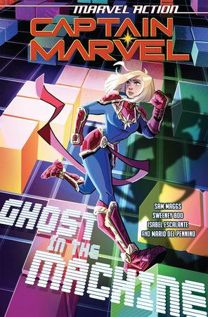 Marvel Action: Captain Marvel: Ghost in the Machine (Book Three)
