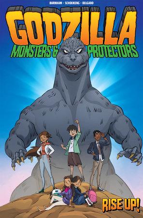 Godzilla: Monsters & Protectors - Rise Up!