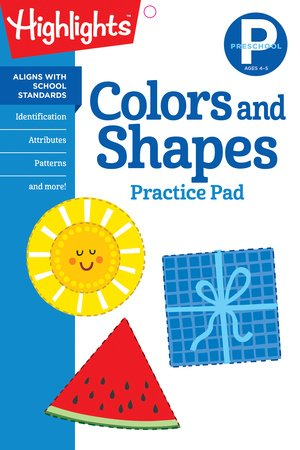 Preschool Colors and Shapes