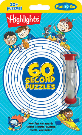 60-Second Puzzles