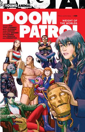 Doom Patrol: Weight of the Worlds