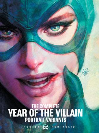 DC Poster Portfolio: Year of the Villain
