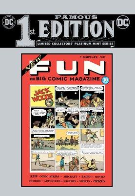 New Fun Comics #1 Anniversary Edition
