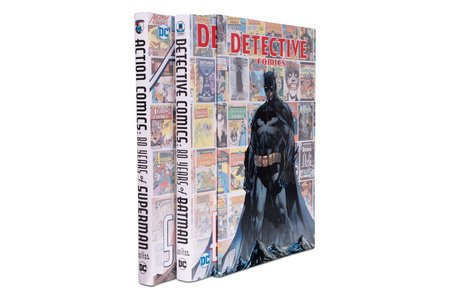 Superman/Batman 80 Years Slipcase Set