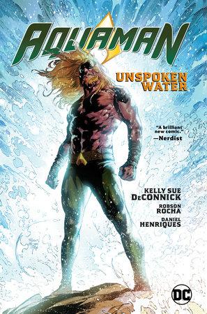 Aquaman Vol. 1: Unspoken Water