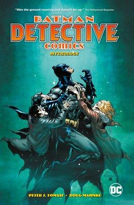 Batman: Detective Comics Vol. 1: Mythology