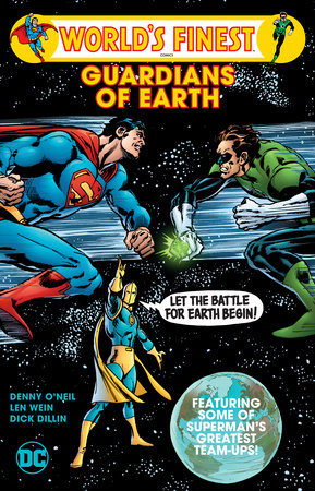 World's Finest: The Guardians of Earth