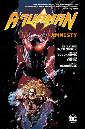 Aquaman Vol. 2: Amnesty