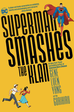 Superman Smashes the Klan