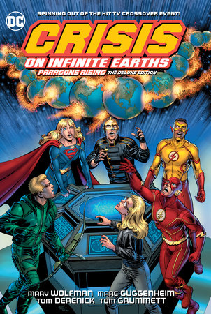 Crisis on Infinite Earths Deluxe Edition (Arrowverse)
