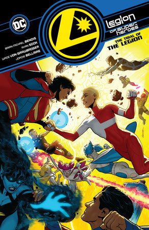 Legion of Super-Heroes Vol. 2: The Trial of the Legion