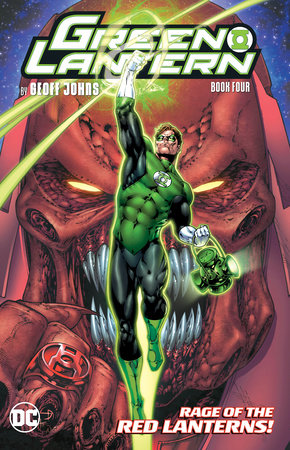 Green Lantern by Geoff Johns Book Four