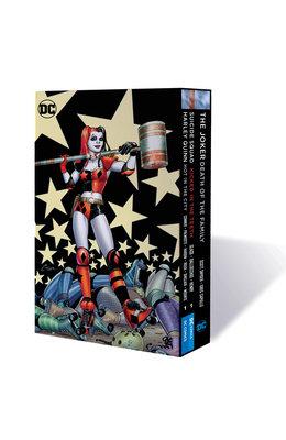 Harley Quinn: The New 52 Box Set