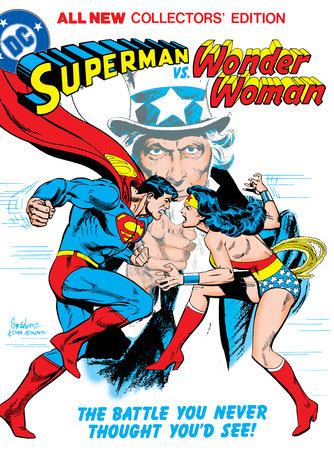 Superman vs. Wonder Woman (Tabloid Edition)